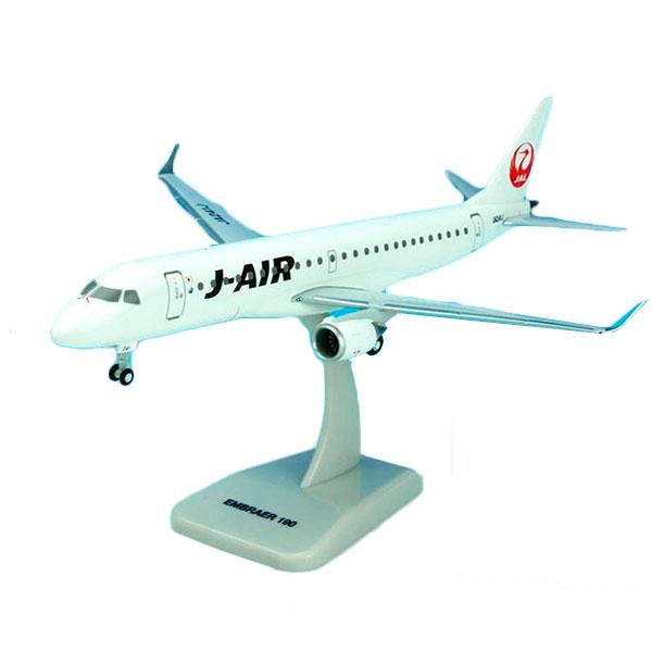 JAL 日本航空 JAL エンブラエル190 1 200スケール スナップインモデル BJQ1176