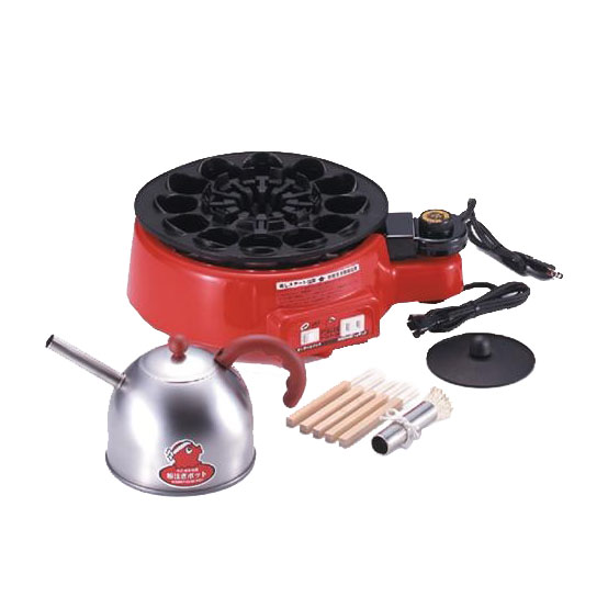 たこ焼き 自動回転 たこ焼き 自動 回転 家庭用 自動たこ焼き器