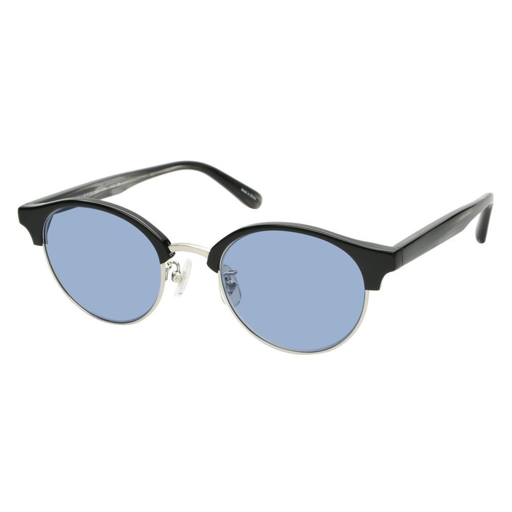 ナノ・ユニバース ファッショングラス NUS-108 1 ブルー