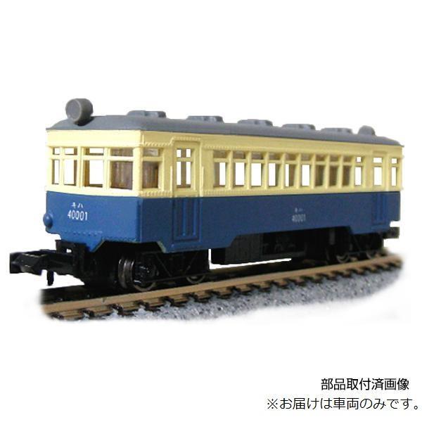 津川洋行 Nゲージ 車両シリーズ キハ40000 動力付 旧国鉄標準色 14010