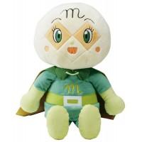 メロンパンナちゃん ぬいぐるみ メロンパンナ アンパンマン 抱き人形