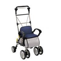 シルバーカート 椅子 手押し 座れる 買い物カート 高齢者 ブレーキ