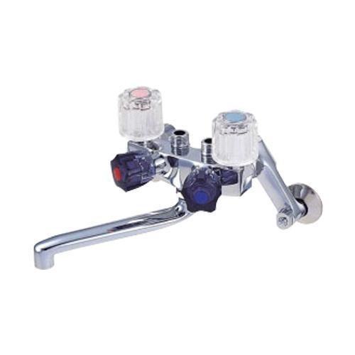 4バルブ式のシャワー混合栓。 三栄 SANEI ソーラ4バルブ混合栓 K161-13