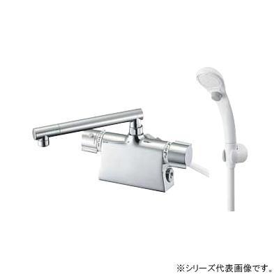 寒冷地用のサーモデッキシャワー混合栓。 三栄 SANEI column サーモデッキシャワー混合栓 寒冷地用 SK7850DT2K-13
