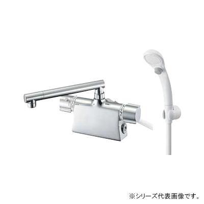 寒冷地用のサーモデッキシャワー混合栓。 三栄 SANEI column サーモデッキシャワー混合栓 寒冷地用 SK785DT2K-13