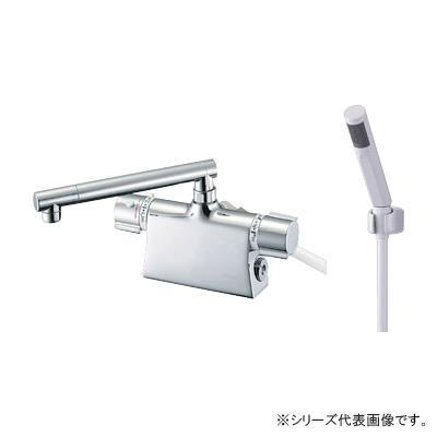 寒冷地用のサーモデッキシャワー混合栓。 三栄 SANEI column サーモデッキシャワー混合栓 寒冷地用 SK785DK-13