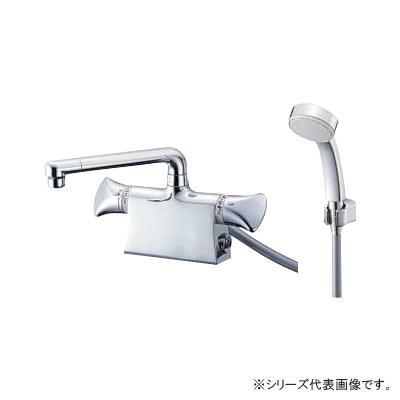 寒冷地用のサーモデッキシャワー混合栓。 三栄 SANEI U-MIX サーモデッキシャワー混合栓 寒冷地用 SK78010DS9K-13