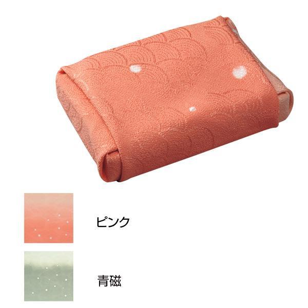 宮井 ふろしき 絹68cm幅 ほたる ピンク・11-4808-15