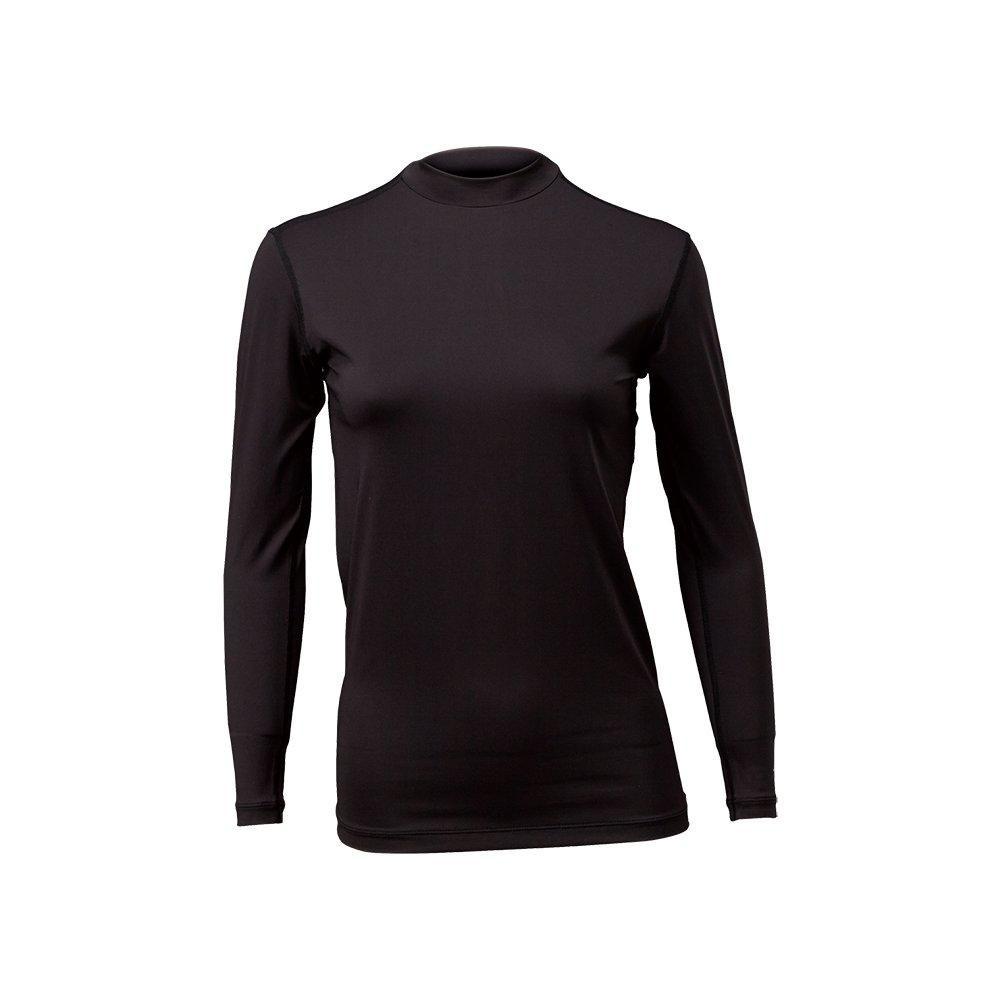 HYOON レイヤードアンダーシャツ ブラック Y1625W-L-90