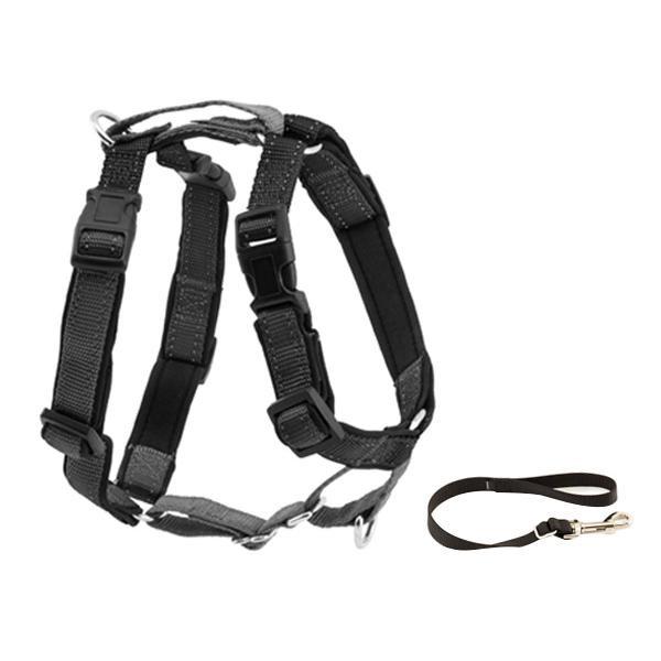 PetSafe Japan ペットセーフ 3 in 1 ハーネス S ブラック 3IN1-S-BLACK