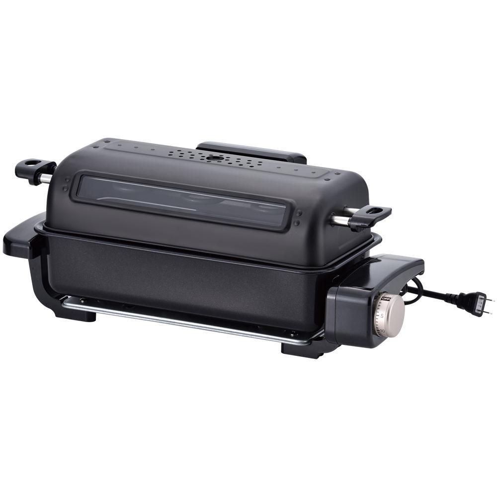 電気フィッシュロースター フィッシュロースター 魚焼き器 グリル