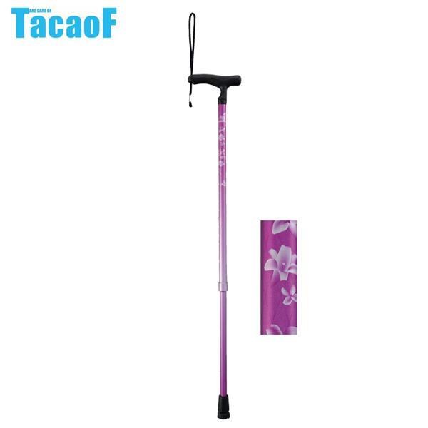 幸和製作所 テイコブ TacaoF LaTata ラタタ -T 伸縮杖 EAU02 ゆり