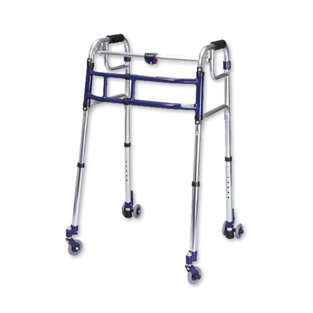 歩行器 リハビリ 大型 室内歩行器 介護 老人用室内歩行器 超ハイタイプ