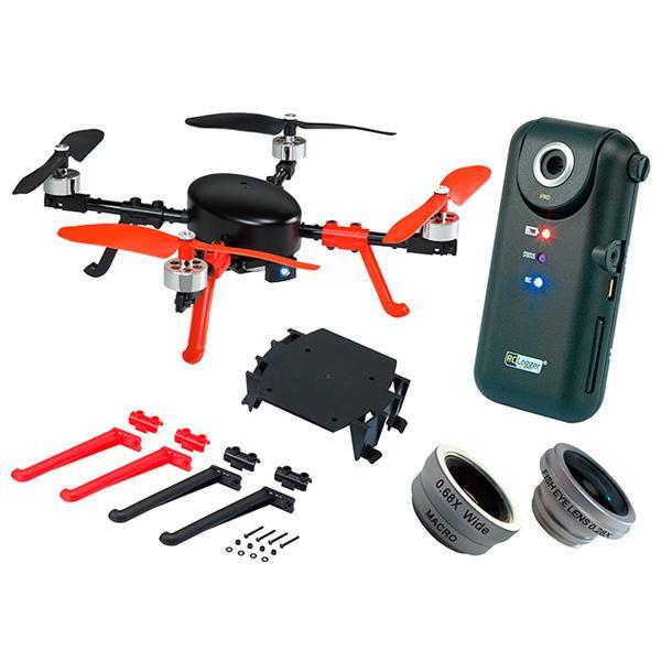 ハイテック アールシーロガー Xtreme用 PRO Camera/Lenses Set H104RC