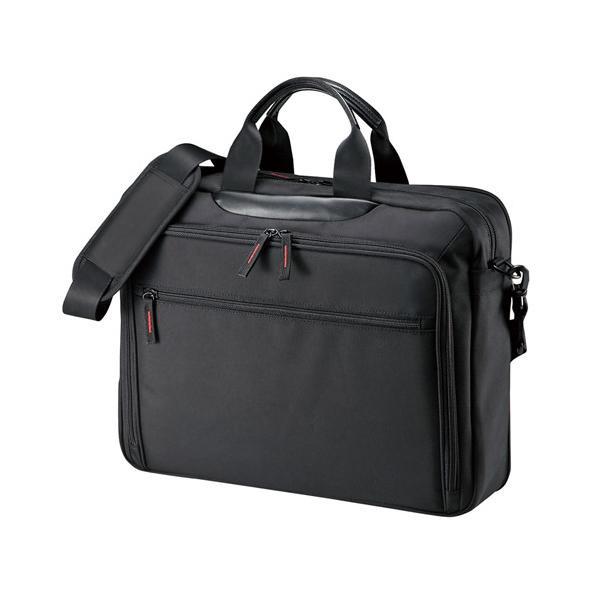 サンワサプライ マチ拡張PCバッグ BAG-W2BKN