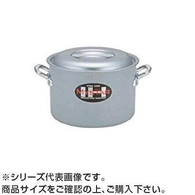 業務用IH 半寸胴鍋 21cm 5.1L 007142