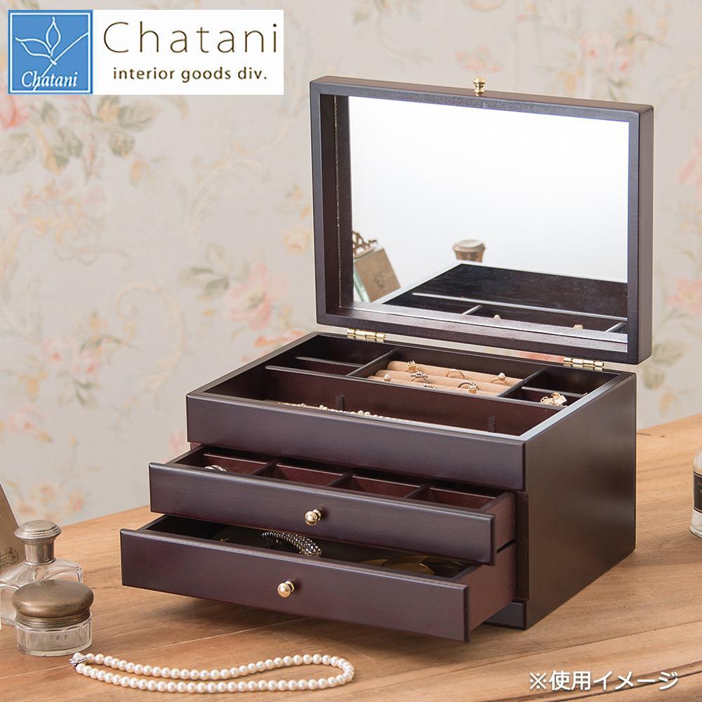 宝石箱 ジュエリーボックス 日本製 アクセサリーボックス 木製 木製宝石箱