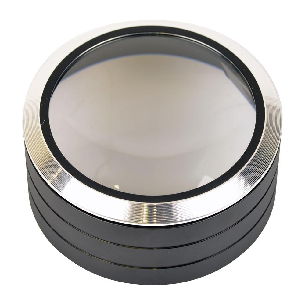 デスクルーペ 置き型LED付卓上拡大鏡 KDL-903 OG 071082