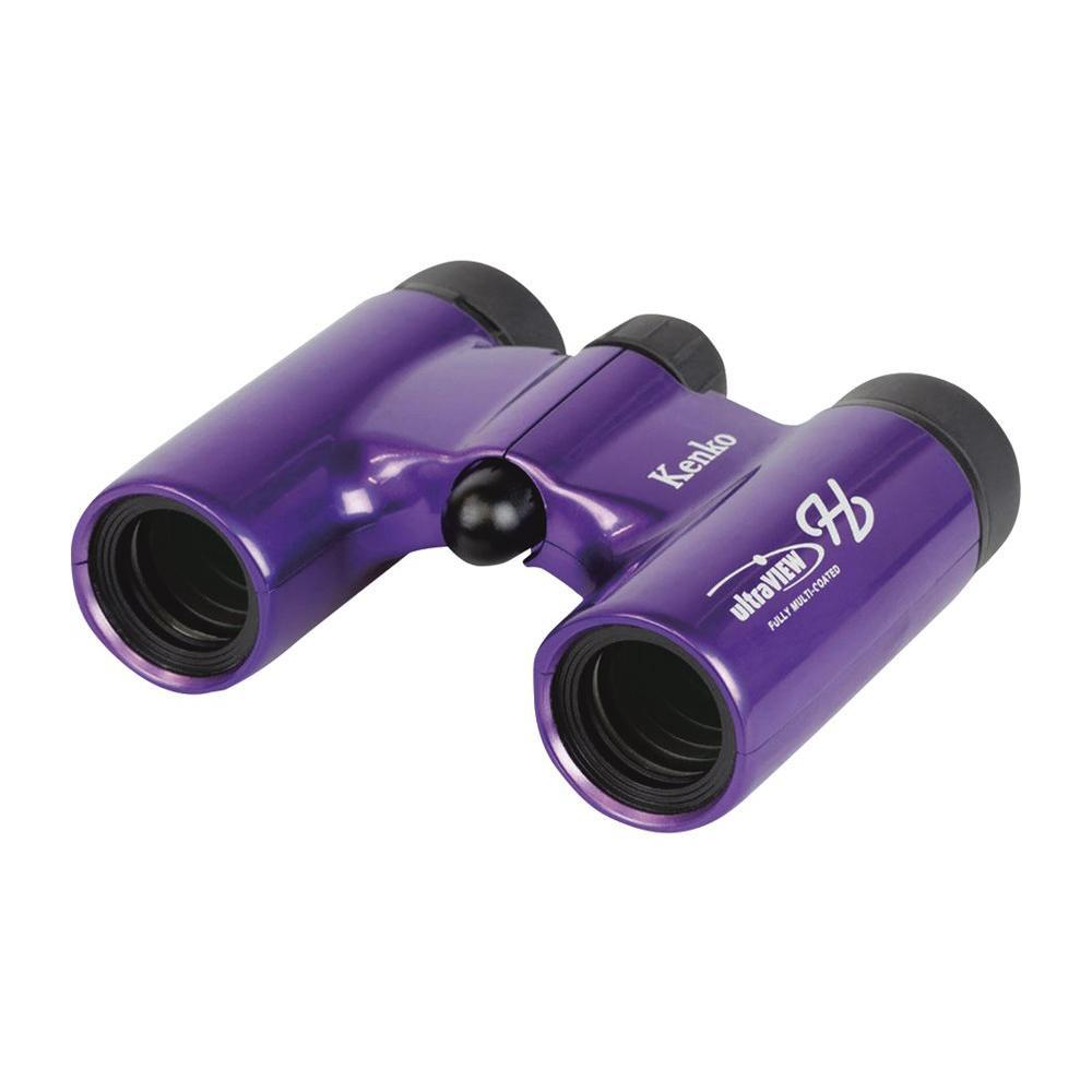 双眼鏡 ウルトラビューH 8×21DH FMC パープル 071116