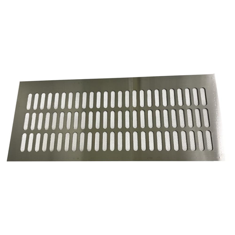 KGY ケイ ジー ワイ工業 ステンレス床下換気孔 430×180mm アミ付 YK-180A