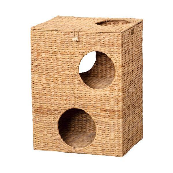 キャットハウス 猫ちぐら 屋内用 猫 ちぐら 大 猫ハウス タワー