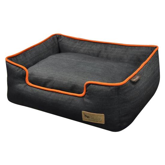 あご乗せもできる「ラウンジベッド」♪ 大型犬 ベッド ラブラドール 犬のクッションベッド 洗える 犬ベッド 夏用