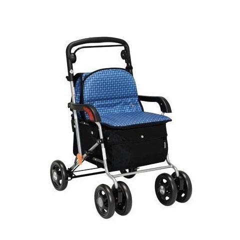 シルバーカー 椅子付き 手押し車 老人ウォーキングカート 老人用 押し車