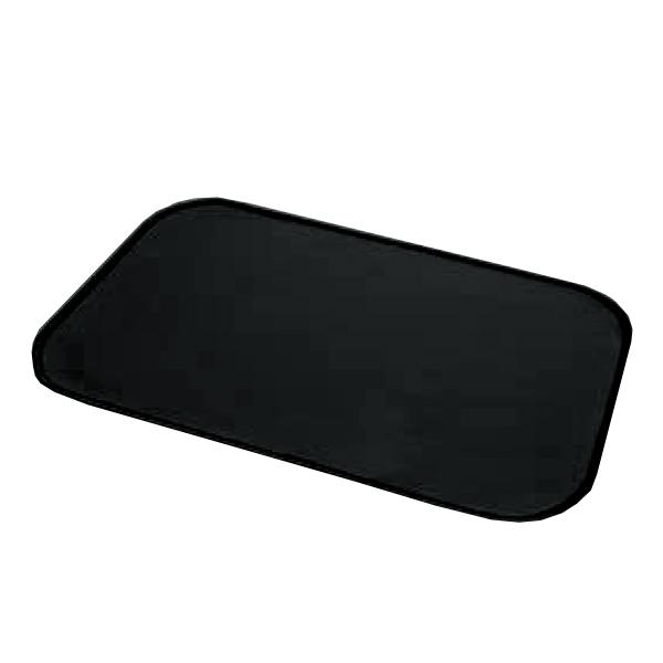 ペット用品 ディスメルdeニット やわらかマルチカバー 防水加工 消臭カバー 200×150cm ブラック OK208