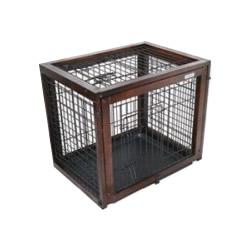 ペットサークル 犬用 木製 小型犬 屋内用ペットハウス 室内 犬小屋