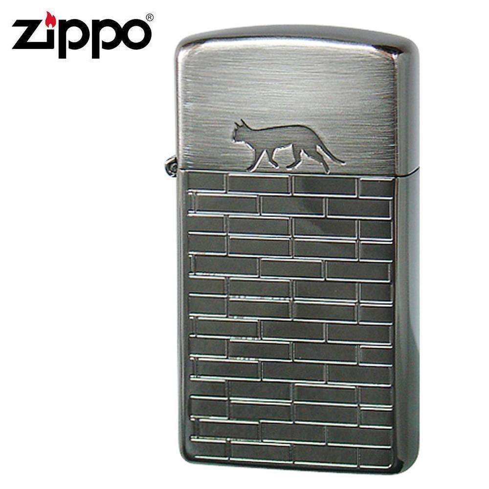 ZIPPO ジッポー オイルライター 16BN-CATW