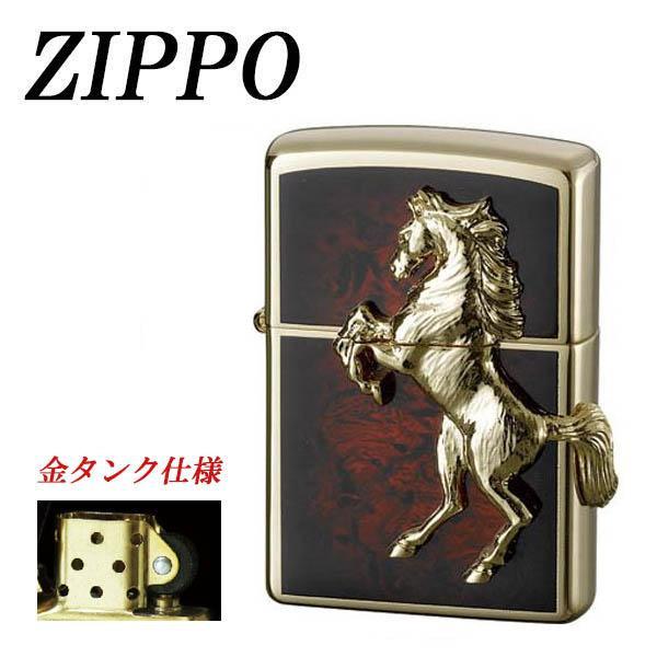 ZIPPO ゴールドプレートウイニングウィニー ディープレッド