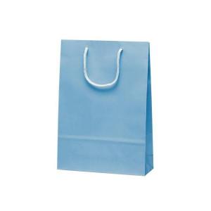 ナイスバッグ 手提袋 225×80×320mm 50枚 ブルー 1157
