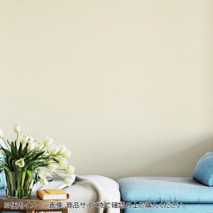 貼ってはがせてのり残りしない壁紙 憧れの壁素材シリーズ 90cm×10m 無地 アイボリーパール JK1027