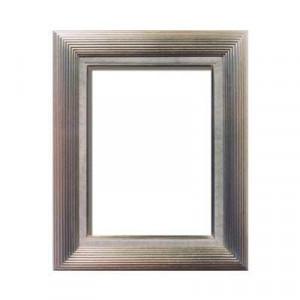 油額 銀 SM ガラス 227×158mm 3002