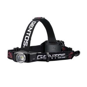 GENTOS Gシリーズ LEDヘッドライト GH-001RG