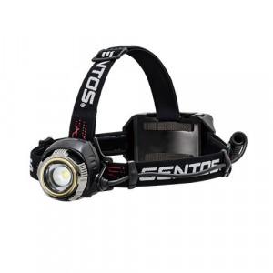 GENTOS Gシリーズ LEDヘッドライト 大型べゼル搭載 高出力ハイブリッドモデル GH-100RG