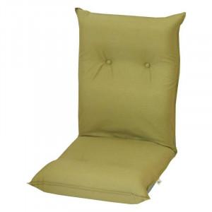 シンプル座椅子 凛 オリーブグリーン