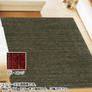 アスワン ムシカビクリーンカーペット 防虫・防ダニ・防カビ・抗菌 MC-100 130×190cm EN・エンジ CA606117