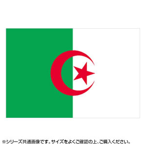 N国旗 アルジェリア No.2 W1350×H900mm 22828