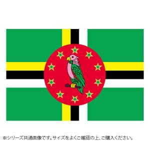 N国旗 ドミニカ国 No.1 W1050×H700mm 23267