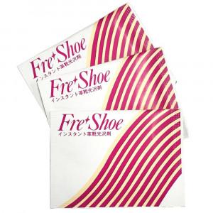フレッシュー インスタント革靴光沢剤 400枚