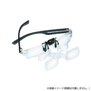 エッシェンバッハ MAX DETAIL マックス ディティール クリップ 眼鏡用ビュアー 近くを見るとき 1624-6