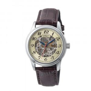 AUREOLE オレオール オートマチック メンズ 腕時計 SW-614M-02