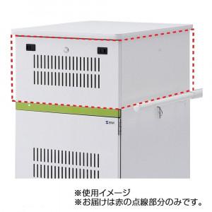 サンワサプライ タブレット収納保管庫用追加収納ボックス 22台収納タイプ用 CAI-CABBOX22