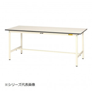 山金工業 YamaTec SUP-975-WW ワークテーブル150シリーズ 固定式 H740mm 900×750mm