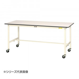 山金工業 YamaTec SUPC-1875-WW ワークテーブル150シリーズ 移動式 H826mm 1800×750mm