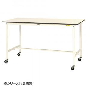山金工業 YamaTec SUPHC-1275-WW ワークテーブル150シリーズ 移動式 H1036mm 1200×750mm