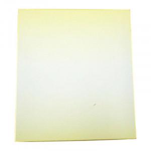 大色紙 画仙紙天地ぼかし 黄 50枚 0031