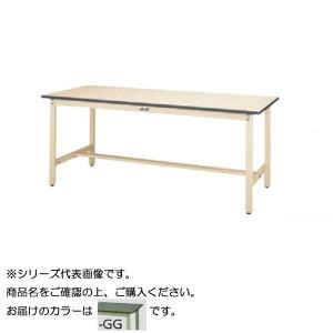 SWRH-1560-GG+D3-G ワークテーブル 300シリーズ 固定 H900mm 3段 深型W500mm キャビネット付き