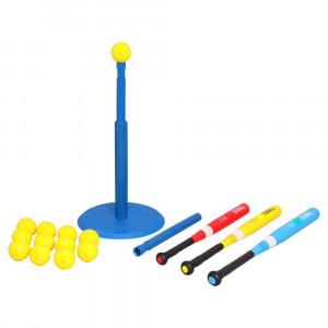 ティーバッティング ティーボール バット ティーボール 用具 11インチ セット